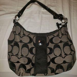 Used Coach purse